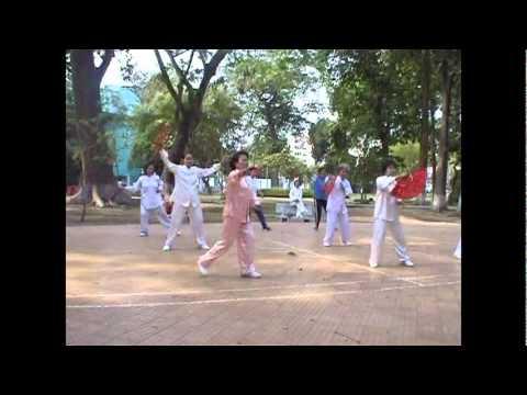 TC Công phu phiến 52 thức ( Tập Thể ) - CLB DS Quan Tâm Tao Đàn, Q1