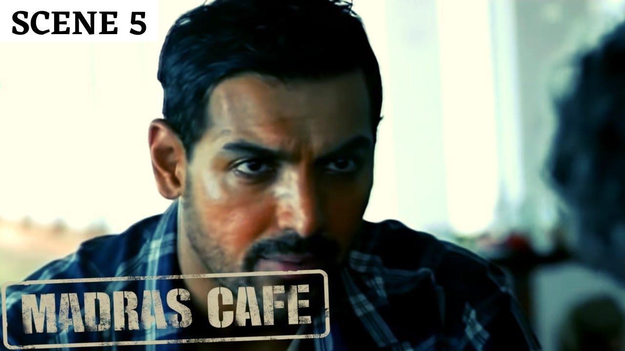 Madras Cafe | Scene 5 | मद्रास कैफ़े | John Abraham | Nargis Fakhri | Raashi Khanna