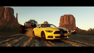 The Crew Wild Run - Launch Trailer [EUROPE]