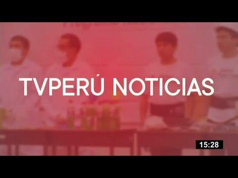 Actualiza tu información en TVPerú Noticias edición mediodía