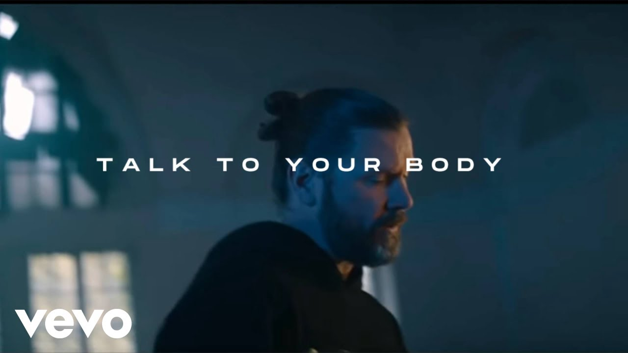 Rea Garvey - Talk To Your Body (Official Music Video)