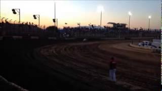Race Video Clips  USAC CRA Sprint Cars, PAS Senior Sprints & PAS Young Guns May 2, 2015   YouTube