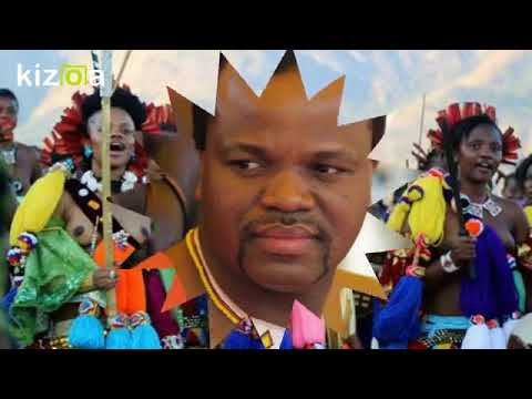 KING MSWATI III MARRIES 14th WIFE 19 YEARS OLD VIRGIN