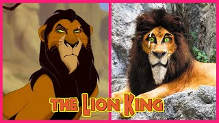 The Lion King In Real Life | WANA Plus