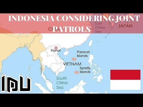 SouthChinaSea - Indonesia considering joint petrols