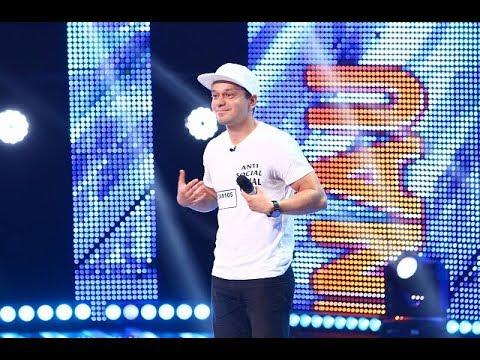 Heavy Dirty Soul - Twenty One Pilots. Vezi aici cum cântă Danil Murzac, la X Factor!
