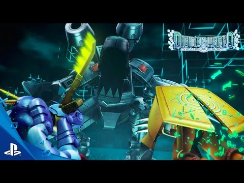 Digimon World: Next Order - Announcement Trailer | PS4