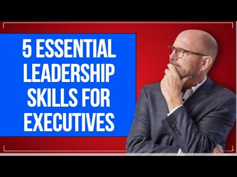 5 Leadership Skills for Managers