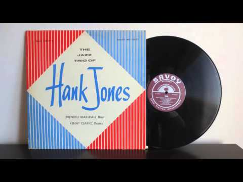 The Trio Featuring Hank Jones, Wendell Marshall And Kenny Clarke