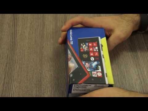 Nokia Lumia 720 Unboxing and Hands on Review - iGyaan