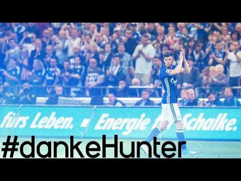 Verabschiedung von Klaas Jan Huntelaar #dankeHunter