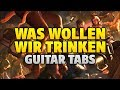 Fingerstyle Guitar Bots Was Wollen Wir Trinken And Scooter How Much Is The Fish mp3
