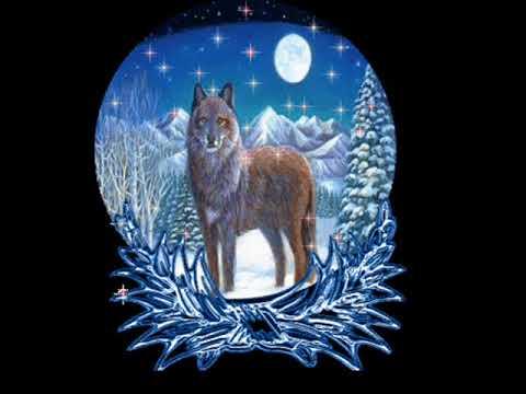 Волки, елки, мужики в синтетике (новогодняя)
