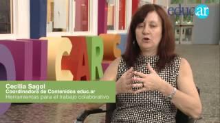 Cecilia Sagol: ¿Qué es el trabajo colaborativo?