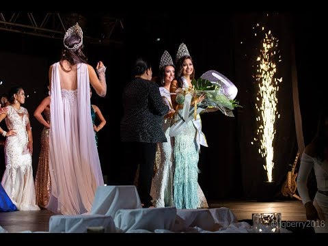 Kirsten Lydia Crowned The New Miss International Guam 2019