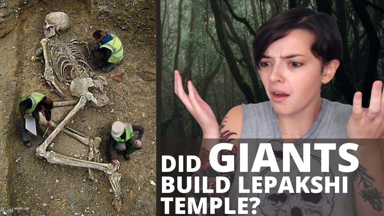 Praveen Mohan - Did Giants Build Lepakshi Temple in India?  | REACTION