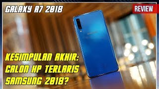 Download Video Review Samsung Galaxy A7 2018 Indonesia MP3 3GP MP4