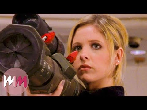 Top 10 Most Badass Buffy Summers Moments