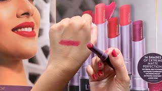 Oriflame The ONE Colour Unlimited Lipstick Super Matte Review -  By HealthAndBeautyStation