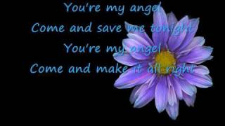 Angel by Aerosmith with lyrics