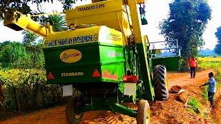 Monster machine Standard Combine  Harvester