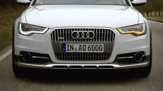 Audi A6 allroad quattro 2012 dynamic
