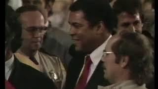 Muhammad Ali meets Sylvester Stallone