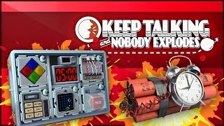 THIS IS ALL UP TO YOU!! (Keep Talking And Nobody Explodes)