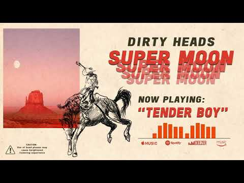 Dirty Heads - Tender Boy (Official Audio)