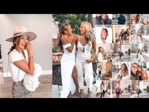 HOW I EDIT MY INSTAGRAM PHOTOS!- Bright Neutral Aesthetic on Lightroom!