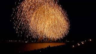 江戸川区・市川市共催花火大会2010 ダイジェスト【2-1】