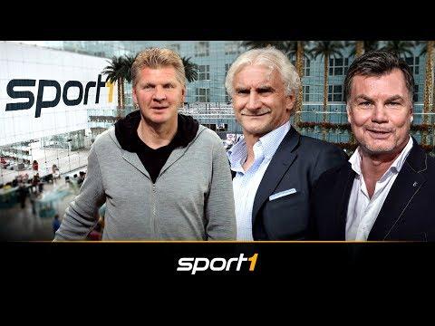 Ganze Sendung CHECK24 Doppelpass mit Rudi Völler und Stefan Effenberg | SPORT1 - CHECK24 DOPPELPASS