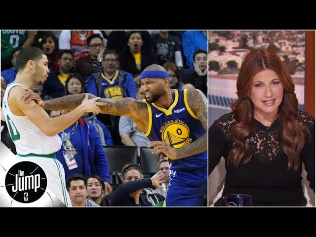 Everything that went down in Celtics vs. Warriors, and what it means | The Jump