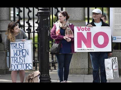 Ireland's abortion referendum: Too close to call?