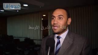 بالفيديو: رئيس تحرير مجلة الإقتصادية الفلسطنية كل التقدير للدور المصري في حل قضيتنا