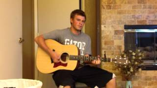 Kenny Chesney - There Goes My Life (cover)