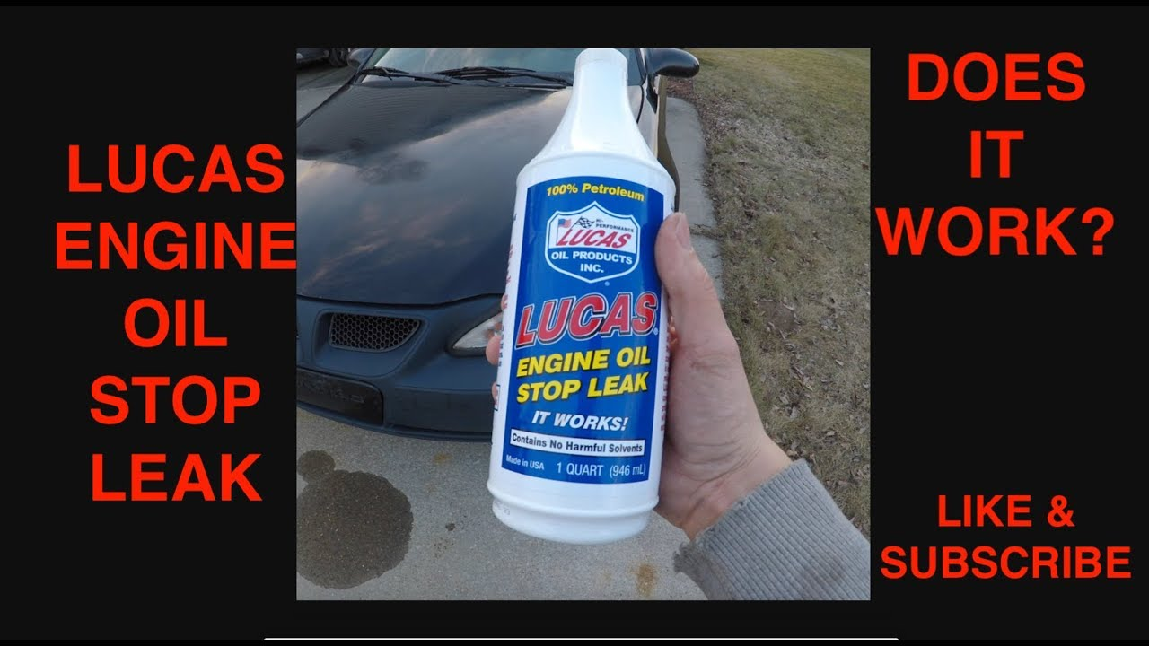 ✅Best Engine Oil Stop Leak Additive - What Is The Best & Do They