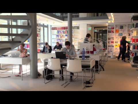 Commerzbibliothek Hamburg - Die Wohlfühlbibliothek