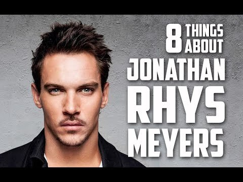 8 Things You May Not Know About Jonathan Rhys Meyers Bishop Heahmund actor in Vikings