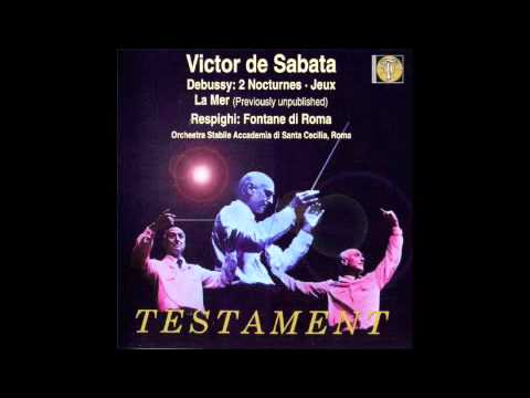Debussy La Mer - Victor De Sabata