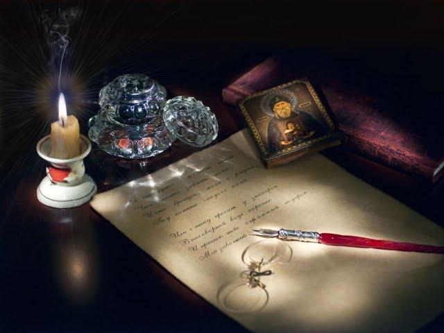 Изображение предпросмотра прочтения – ЕвгенияНайман читает произведение «Письмо от матери» С.А.Есенина