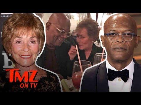 Who's the Boss?! Judge Judy or Sam L. Jackson? | TMZ TV
