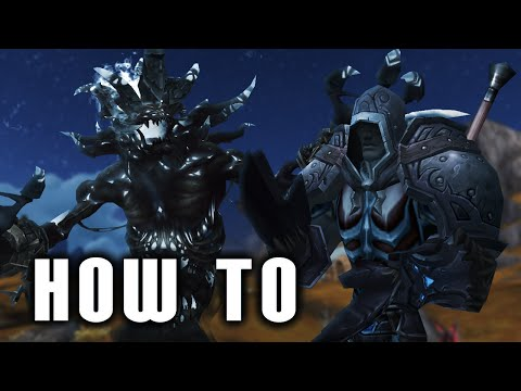 How to do a World Boss! - (A WoW Machinima by Nixxiom)