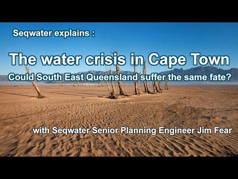Water Crisis is Cape Town: Could it happen in South East Queensland?
