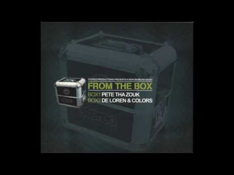 Pete Tha Zouk ‎– From The Box: Box 1 [HD]
