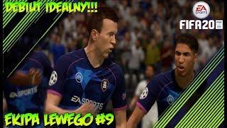 PRZYGOTOWANIA DO TOTY - DEBIUT IDEALNY!!! *Ekipa Lewego odc.9* FIFA 20