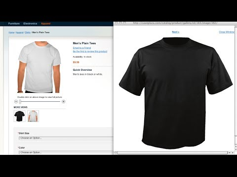 Creating Configurable Products in Magento