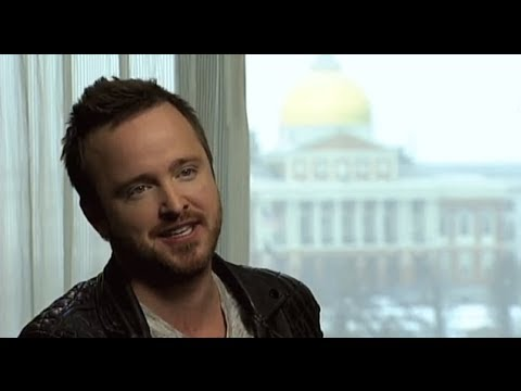 Aaron Paul Talks Need For Speed And Partying At The Cheers Bar W