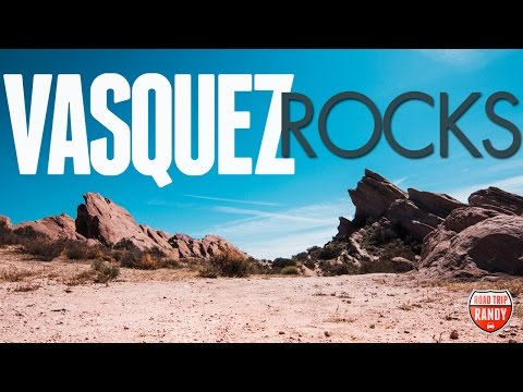 Vasquez Rocks Day Trip: Where Every Movie Was Filmed