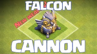Clash Of Clans - NEW WEAPON UPDATE!! (INFERNO TOWER/CANNON HYBRID)